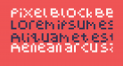 Pixel Block BB Regular