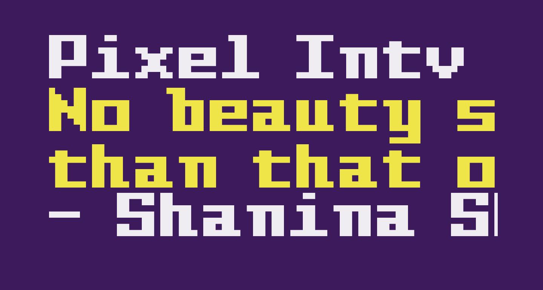 Pixel Intv
