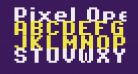 Pixel Operator 8 Bold