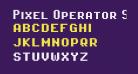 Pixel Operator SC Bold