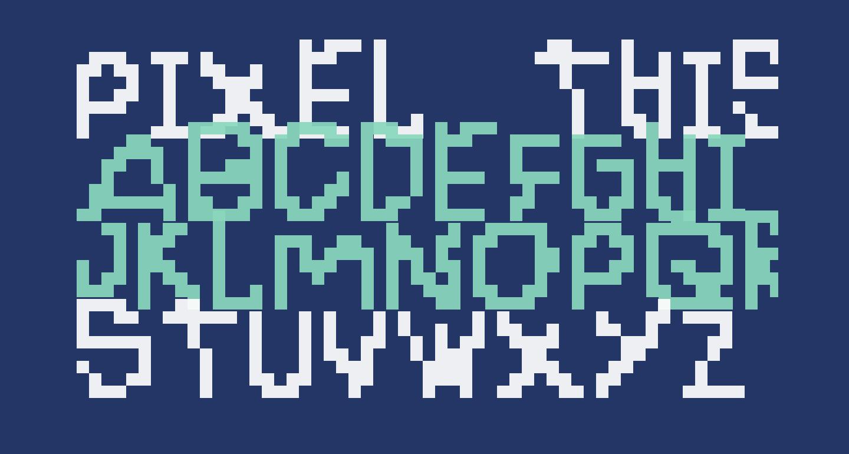 Pixel-This