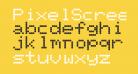 PixelScreen Regular