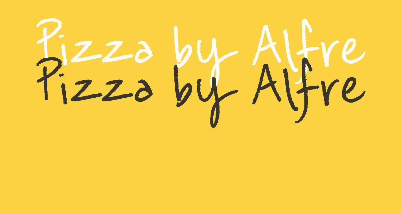 Pizza by Alfredo