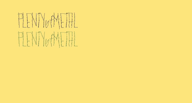 PLENTYofMETAL