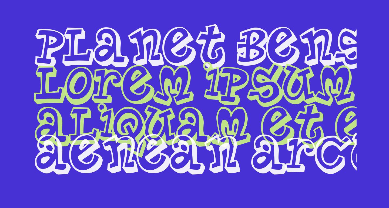 Planet Benson