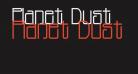 Planet Dust