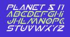 Planet S Italic