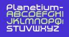 Planetium-X Bold Demo