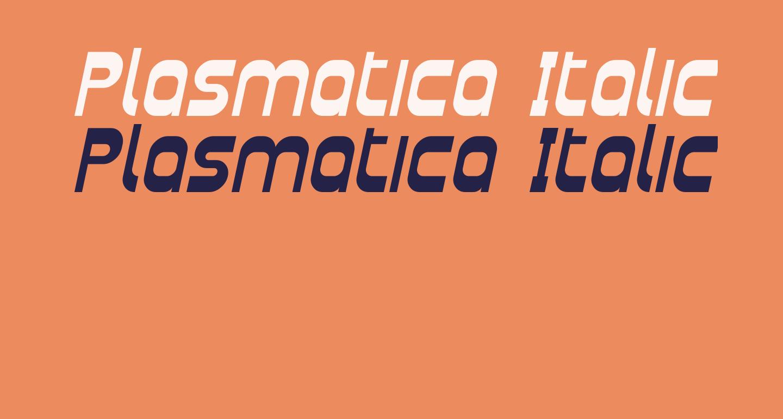 Plasmatica Italic