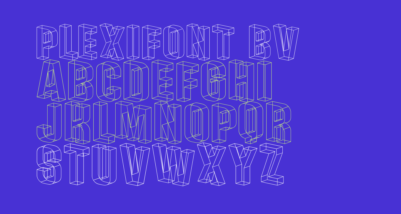 Plexifont BV