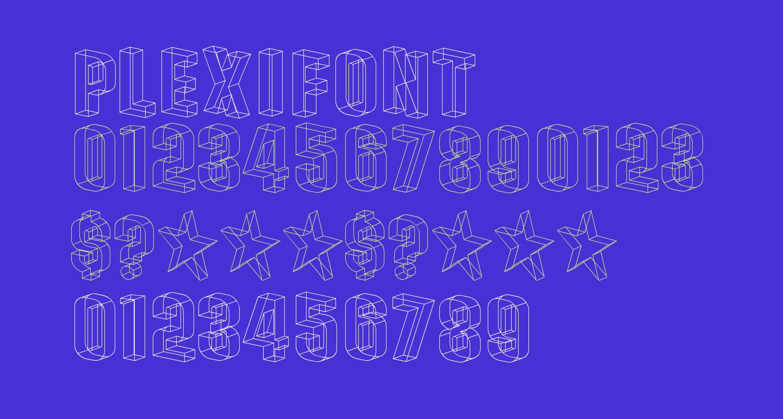 Plexifont