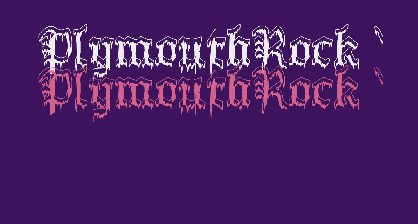 PlymouthRock 'SnowDusted'