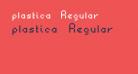 plastica Regular