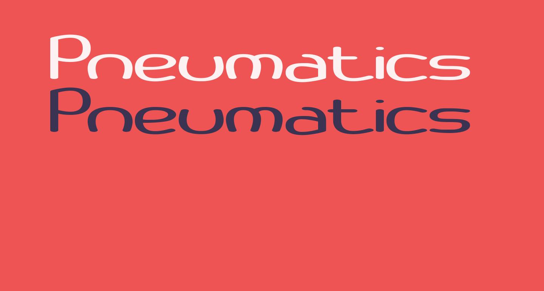 Pneumatics Wide BRK