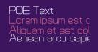 POE Text