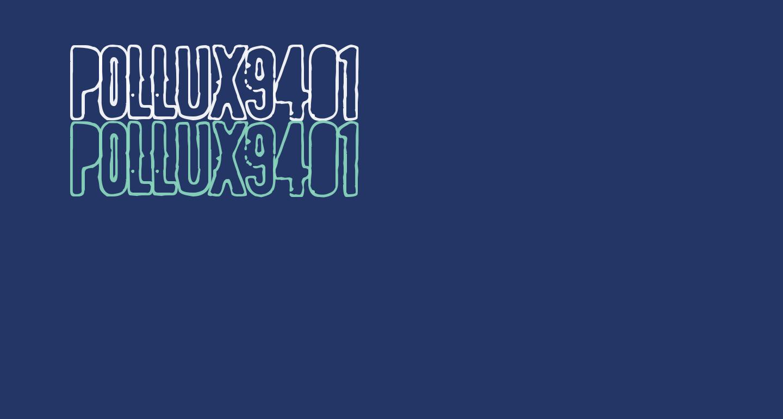POLLUX9401