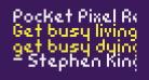 Pocket Pixel Regular