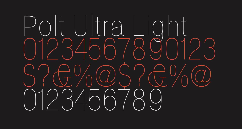Polt Ultra Light