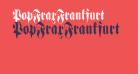 PopFraxFrankfurt