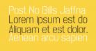 Post No Bills Jaffna Regular