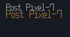 Post Pixel-7
