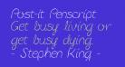 Post-it Penscript