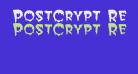PostCrypt Regular