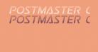 Postmaster Gradient