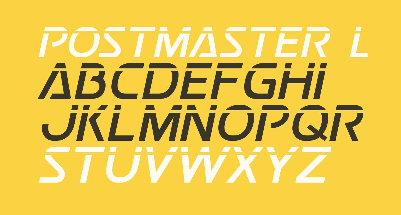 Postmaster Laser