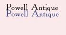 Powell Antique