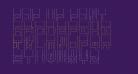 pop-up font