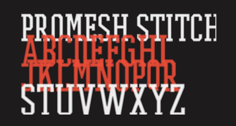PROMESH Stitch Regular