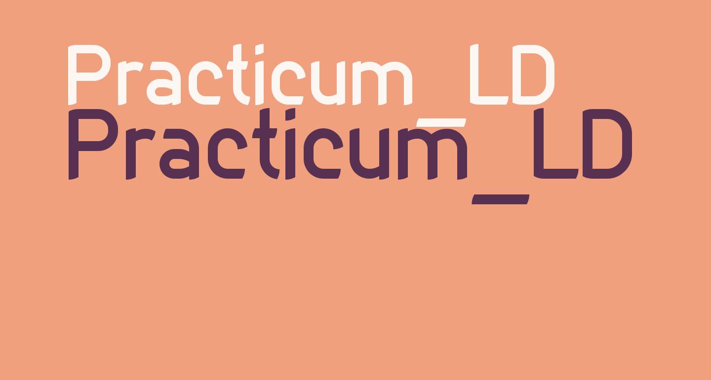 Practicum_LD