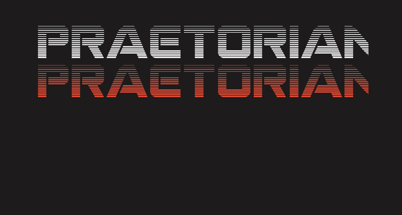 Praetorian Gradient Regular