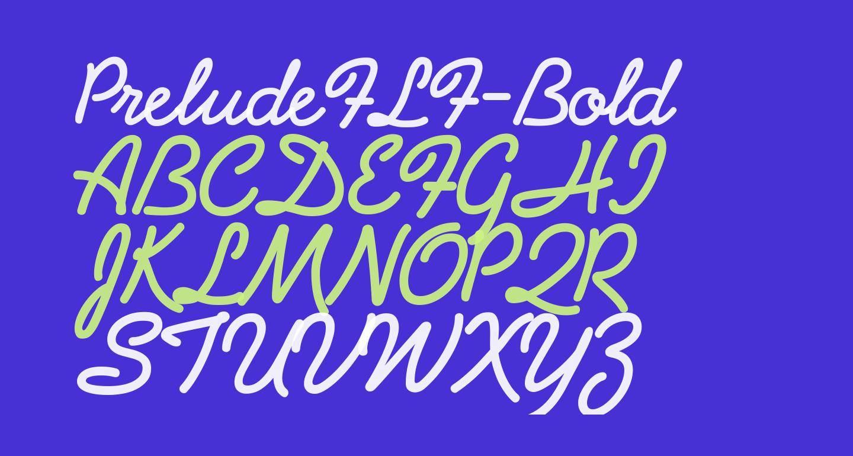 PreludeFLF-Bold