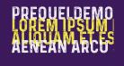 PrequelDemo-Regular
