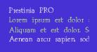 Prestinia PRO