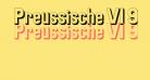 Preussische VI 9 Schatten
