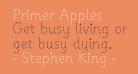 Primer Apples