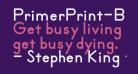 PrimerPrint-Bold