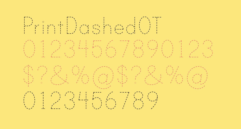 PrintDashedOT