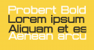 Probert Bold