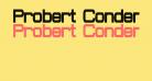 Probert Condensed Black
