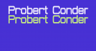 Probert Condensed Bold