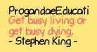 ProgandaeEducation