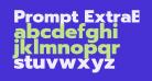 Prompt ExtraBold