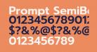 Prompt SemiBold
