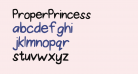 ProperPrincess