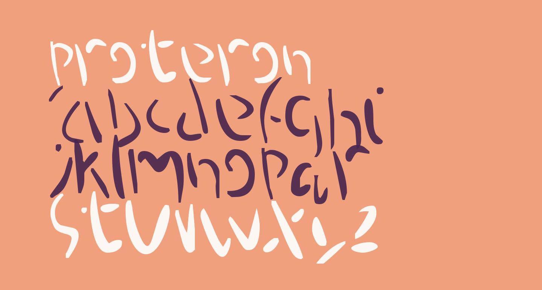 Proteron