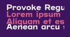 Provoke Regular